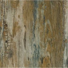 Revêtement adhésif Bois, marron bois degradé, 2 m x 0.45 m