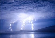 Hundreds of lightning light up the skies over Western Washington! This photo, taken in Anacortes, by YouNews contributor whatwhat.
