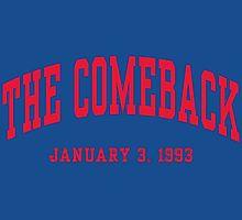 The Comeback by aBrandwNoName