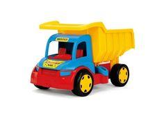Gigant Truck Wywrotka. Sprawdź na www.supermisio.pl #supermisiopl