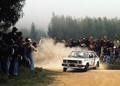 Rally Portugal 1978 Fiat 131 Abarth  Walter Rohrl, Portugal, Automobile, Fiat Abarth, Rally Car, Sport, Old Cars, Cars And Motorcycles, Finland, Monster Trucks