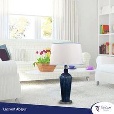 Lacivert Abajur, el yapımı sıcak cam tekniği ile üretilmiştir. Sade ve şık tasarımıyla odanıza ayrı bir hava katacak Lacivert Abajur, odanızdaki dekorasyonun bir parçası haline gelecek. Ürünü İncelemek İçin: http://bit.ly/2Af39lG #tavcam #tavcamabajur #abajur #abajurmodelleri #lacivertabajur #tavcamlacivertabajur #elyapımıabajur #tavcamelyapımıabajur