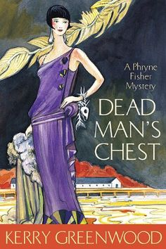 Dead Man's Chest: A Phryne Fisher Mystery (Phryne Fisher Mysteries) by Kerry Greenwood http://www.amazon.com/dp/1590587995/ref=cm_sw_r_pi_dp_WjTqub0S0SXSG