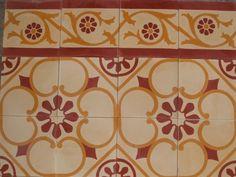 Mosaicos Hidráulicos | Terracota do Algarve
