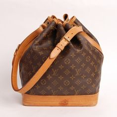 Louis Vuitton Noe Monogram 2071 Browns Tote Bag. Get one of the hottest styles of the season! The Louis Vuitton Noe Monogram 2071 Browns Tote Bag is a top 10 member favorite on Tradesy. Save on yours before they're sold out!