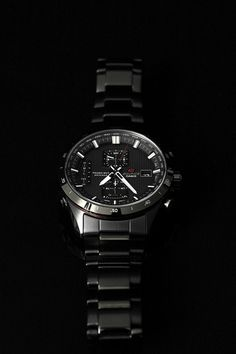 Casio Edifice Atomic Worldtimer