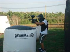 Mani in alto...#paintball