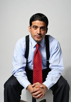 Texas District Attorney Nico LaHood has a 6-year-old son with autism that, he says, was caused by vaccines.