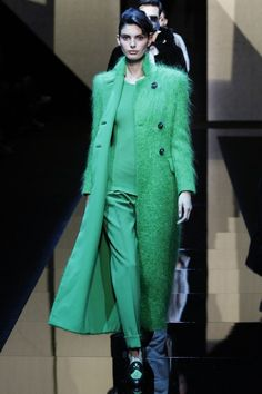Giorgio Armani Fall 2017 Menswear Fashion Show