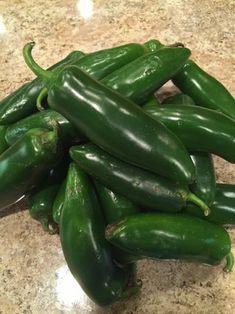 Jalapeno Salt Recipe, Smoked Jalapeno, Jalapeno Recipes, No Salt Recipes, Pea Recipes, Bacon Recipes, Freezing Vegetables, Veggies, Home Canning Recipes