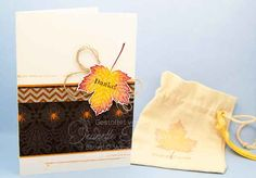 Magnificent Maple Stampin´ Up!