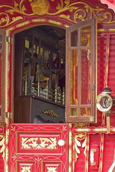 Door with window - Puerta ventana