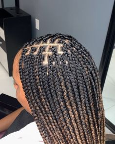Long Box Braids: 67 Hairstyles To Upgrade Your Box Braids - Hairstyles Trends Short Box Braids, Blonde Box Braids, Braids For Black Hair, Ombre Box Braids, Medium Box Braids, Small Braids, Long Braids, Medium Hair, French Braid Hairstyles