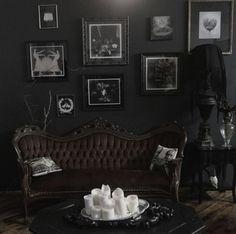 Only lovers left alive living room.