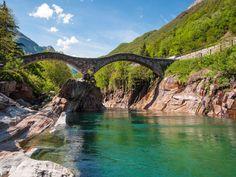 rocas imágenes, río wallpapers, paisaje del vector, fondos de puente