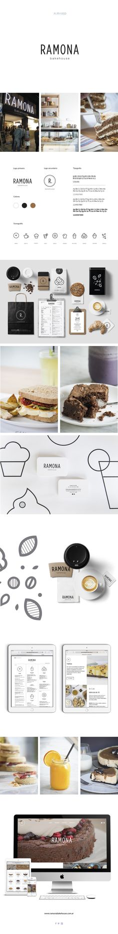 Design / Branding / Strategy / Photography / Web design / Bakehouse / Coffee shop