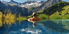 Tour The Cambrian, Adelboden, a Member of Design Hotels™ with our photo gallery. Our Adelboden hotel photos will show you accommodations, public spaces & more. Adelboden, Hotel Swimming Pool, Amazing Swimming Pools, Best Swimming, Insane Pools, Infinity Pools, Spa Hotel, Hotel Pool, Ubud