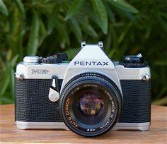 Vintage Film Tested Pentax MG 35 mm Film Camera by CanemahStudios, $55.00