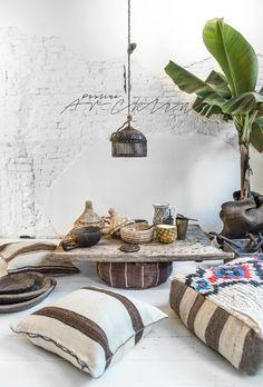 Paulina Arcklin / Boho / Etnic interiors