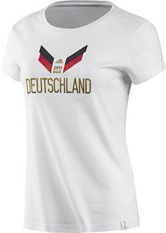 adidas Deutschland T-Shirt auf shopstyle.de
