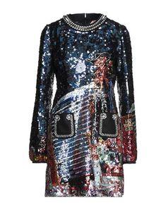 Dress For Short Women, Short Dresses, N21, Silk Wool, Embellished Dress, Beautiful Dresses, Dark Blue, Sequins, Clothes