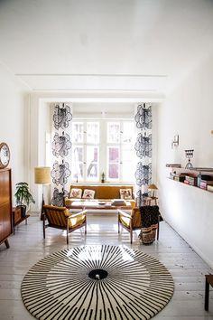 stylist jadwina pokryszka's home in berlin...photos by vintagency.