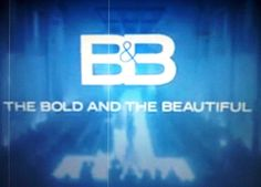 """The Bold and the Beautiful  My """"guilty pleasure"""" show : )"""