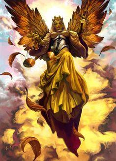 judgement by lorlandchain http://lorlandchain.deviantart.com/art/judgement-52175624