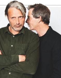 Mads Mikkelse & Ben Mendelsohn