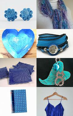 Blues frin North Georgia by Cassie on Etsy--Pinned with TreasuryPin.com