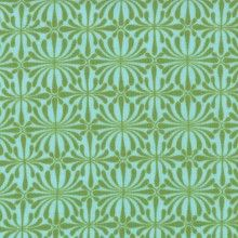 Terrain Fabric by Kate Spain Lichen Foliage