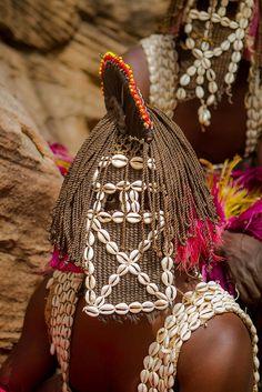 Traditional dogon mask, pays dogon, tireli, mali by anthony pappone photographer, via Flickr