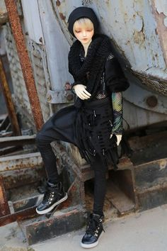 Boy Outfits, BJD Outfits - BJD Accessories, Dolls - Alice's Collections | #BallJointedDoll #BJD: