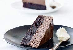 Chokolademoussekage | Bobedre.dk