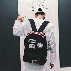 กระเป๋าเป้  กระเป๋าแฟชั่น สไตล์เกาหลี ราคา 890 บาท  #Preorder รหัส KJ397 ไม่มีวันปิดรอบ สั่งซื้อได้ทุกวัน รอสินค้า 15-20 วัน http://www.kjfashionstyle.com/product/4901/  รีวิวการจัดส่งสินค้า http://www.kjfashionstyle.com/article  สนใจสั่งซื้อได้ทุกช่องทาง #Line@ : http://line.me/ti/p/%40rwq6084q #LINESHOP : https://shop.line.me/app/shop/end?shopId=42444 #Inbox: http://www.fb.com/messages/fashionstyle.kj #เว็บไซต์ : http://www.kjfashionstyle.com  #กระเป๋า #กระเป๋าเป้ #กระเป๋าเป้แฟชั่น #เป้