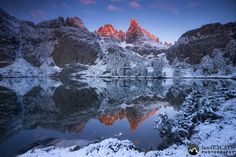 The Snow-Spangled Banner by Jeff Lewis on 500px
