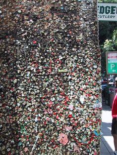 ... Bubble Gum Alley, San Luis Obispo, CA