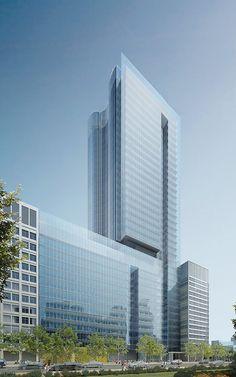Shiny Glass Tower To Replace Bertrand Goldberg's Historic Prentice Women's Hospital | Co.Design | business + design