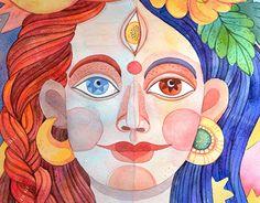 "Check out new work on my @Behance portfolio: ""ShivaShakti"" http://be.net/gallery/44654789/ShivaShakti"