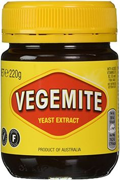 Vegemite 3 Pack: Vegemite Vegemite is a slightly spiced yeast extract with vegetables. Vegemite has a tangy, savoury taste that goes perfectly in sandwiches and other lunch foods. Sandwich Spread, Best Sandwich, Lunch Recipes, Gourmet Recipes, Lunch Foods, Sources Of Vitamin B, Yeast Extract, Acquired Taste, Marmite