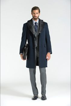 Brioni Fall 2012 Menswear Collection on Style.com: Complete Collection