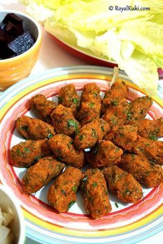 Complete recipe for Kıvamında Lentil Meatballs - Meat Appetizers Turkish Recipes, Ethnic Recipes, Lentil Meatballs, Salad Recipes, Healthy Recipes, Healthy Snacks, Complete Recipe, Finger Food Appetizers, Finger Foods