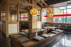 Seattle's 12 Highest-Quality Korean Restaurants Find the best the city has to offer, from barbecue to bulgogi to bibimbap Korean Bbq Restaurant, Restaurant Counter, Restaurant Ideas, Cafe Restaurant, Seattle Restaurants, Small Restaurants, Sushi Bar Design, Small Restaurant Design, Japanese Shop