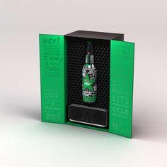 The Heineken x Lowdi x Ed Banger Speaker System Provides Music and Libations #drinking trendhunter.com