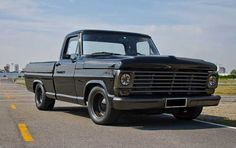 Ford F-100 - This is Not Your Grandfather's Pickup