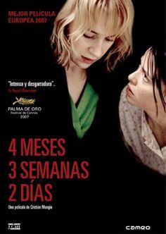4 meses, 3 semanas, 2 días [Vídeo-DVD] / una película de Cristian Mungiu