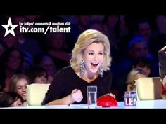 Funniest audition on Britains Got Talent!