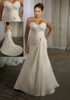plus size wedding | plus+size+wedding+dresses+2011.jpg