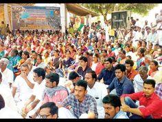 Koppiyam - Tamil Nadu: Farmers Unite To Protest Centre's Hydrocarbon Ext...