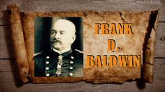 "Faced with overwhelming opposition, Lt. Frank Baldwin led U.S. soldiers in a surprise raid against the Cheyenne and managed to rescue two young sisters. Baldwin ranks as the first recipient of the Medal of Honor in different conflicts—the Civil War and the Indian Wars. ""TWICE A HERO""  http://tomrizzo.com/twice-a-hero/"